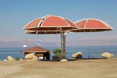 Il mar Morto Fotografia Stock Libera da Diritti