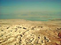 Il mar Morto Immagini Stock