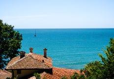 Il Mar Nero Immagini Stock