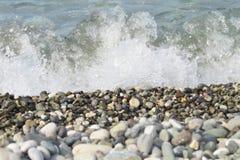Il Mar Nero Fotografia Stock Libera da Diritti