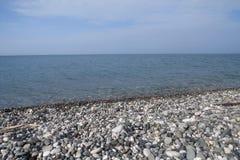 Il Mar Nero Immagine Stock