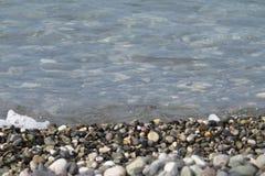 Il Mar Nero Fotografie Stock Libere da Diritti