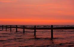 Il Mar Rosso Fotografie Stock