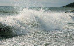Il mare Fotografia Stock