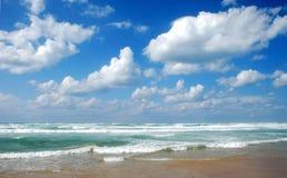 Il mare Immagini Stock