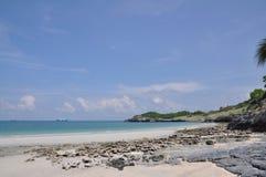 Il mare all'isola di Sri Chang, Tailandia Immagine Stock