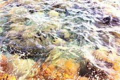 Il mare in Croazia Fotografia Stock Libera da Diritti
