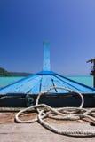 Il mare di Moken Fotografia Stock Libera da Diritti