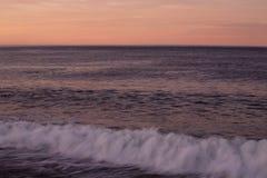 Il mare di Okhotsk Fotografia Stock