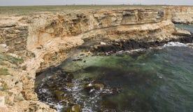 Il mare e bagna Immagini Stock