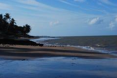 il mare non è un ostacolo che sia un percorso immagini stock libere da diritti