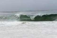Il mare ondeggia in Australia Fotografie Stock Libere da Diritti