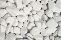 Il marmo bianco lucidato collega il primo piano Fotografia Stock Libera da Diritti