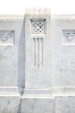 Il marmo classico sul ponte 0022 Fotografia Stock Libera da Diritti