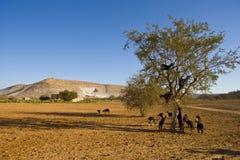 Il Marocco Fotografia Stock