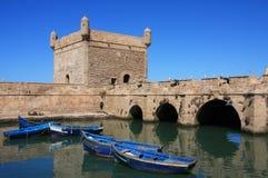 Il Marocco Essaouira Fotografia Stock Libera da Diritti