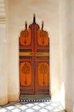 Il Marocco, Marrakesh: Palazzo Marrakesh della Bahia Fotografia Stock Libera da Diritti