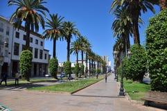 Il Marocco, quadrato di Rabat Fotografia Stock