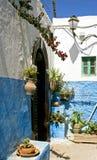 Il Marocco, Rabat Fotografie Stock Libere da Diritti