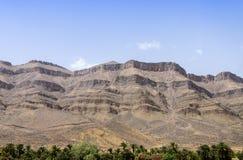 Il Marocco, valle di Draa Fotografia Stock
