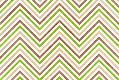 Il marrone dell'acquerello, verde ed il beige barra il fondo, gallone Fotografie Stock
