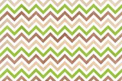 Il marrone dell'acquerello, verde ed il beige barra il fondo, gallone Fotografia Stock