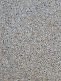 il marrone ha lavato la superficie sporca della ghiaia fotografia stock libera da diritti