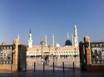 Il Masjid di Maometto del profeta Immagini Stock Libere da Diritti