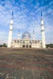 Il Masjid Sultan Salahuddin Abdul Aziz Shah Malesia Fotografia Stock Libera da Diritti