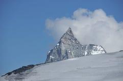 Il Matterhorn Immagini Stock Libere da Diritti