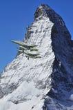Il Matterhorn Immagine Stock