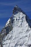 Il Matterhorn maestoso Immagine Stock Libera da Diritti