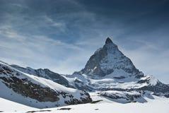 Il Matterhorn, Svizzera Fotografie Stock