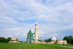 Il mausoleo antico e la moschea Fotografia Stock