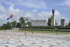 Il mausoleo di Che Guevara in Santa Clara, Cuba Immagine Stock