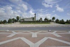 Il mausoleo di Che Guevara in Santa Clara, Cuba Fotografia Stock Libera da Diritti