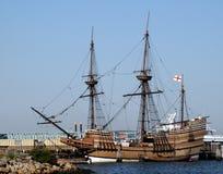 Il Mayflower Fotografia Stock Libera da Diritti