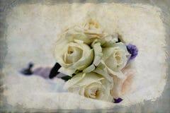 Il mazzo del `s di cerimonia nuziale di è aumentato Fotografia Stock Libera da Diritti