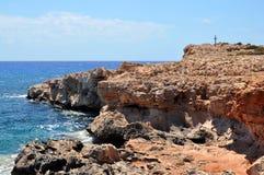Il Mediterraneo. Immagini Stock Libere da Diritti