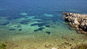 il Mediterraneo fotografie stock