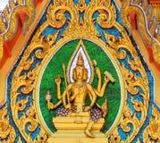 Vishnu tailandese Fotografia Stock Libera da Diritti