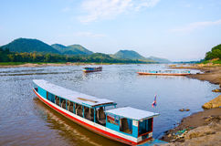 Il Mekong Immagine Stock
