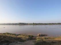 Il Mekong fotografia stock