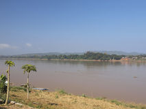 Il Mekong immagini stock