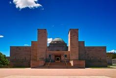 Il memoriale australiano di guerra Fotografia Stock