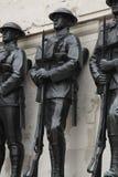 Il memoriale delle guardie, Camera custodice la parata, Londra Immagine Stock Libera da Diritti