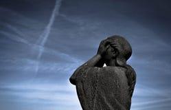 Il memoriale di Lidice Immagine Stock Libera da Diritti