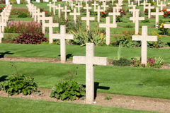 Il memoriale di Thiepval alla sig.na della Somme fotografia stock libera da diritti