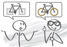 Il mentore risolve il problema royalty illustrazione gratis
