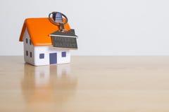 Il mercato del compratore - concetto di ipoteca Immagine Stock Libera da Diritti
